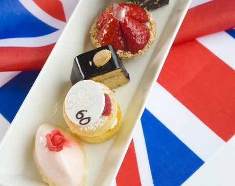 Afternoon Tea for the Diamond Jubilee