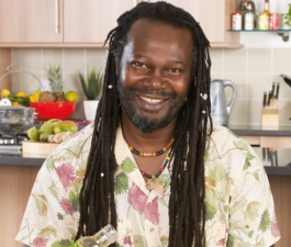 Chef Levi Roots