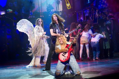 Shayne Ward in Rock of Ages