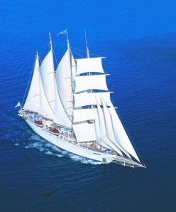 Star Flyer from Star Clippers