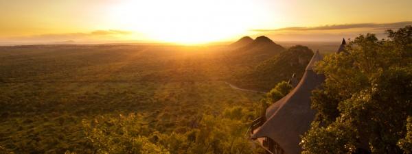 Ulusaba Reserve at Twilight