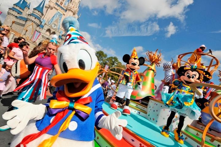 Disney fun in Florida
