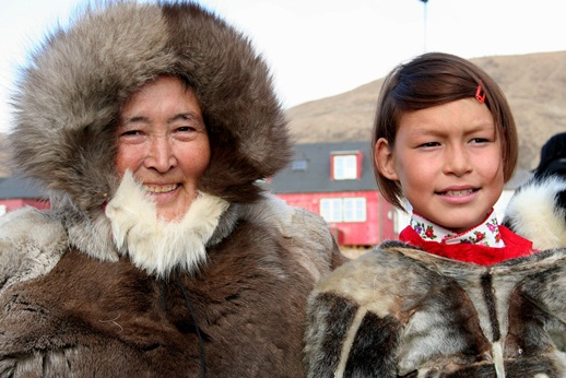 inuits people