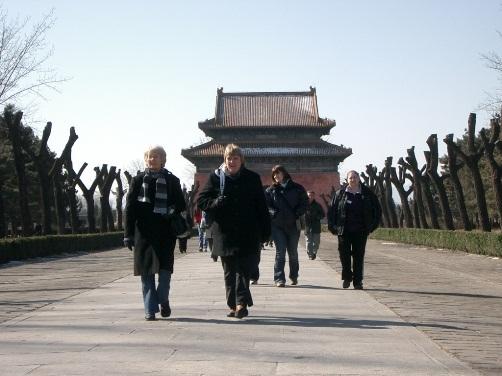 Avenue of Statues, China