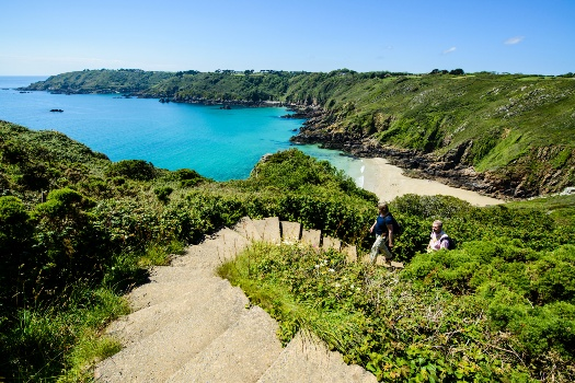 Tasty Walks on Guernsey