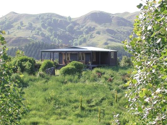 Tom's cottage, New Zealand