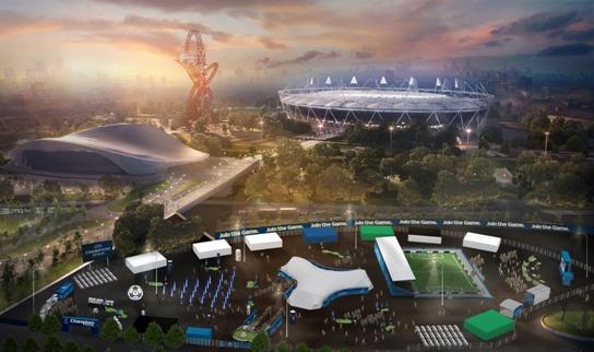 UEFA Champions Festival 2013