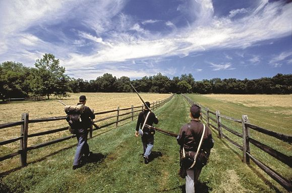 Antietam Field, USA