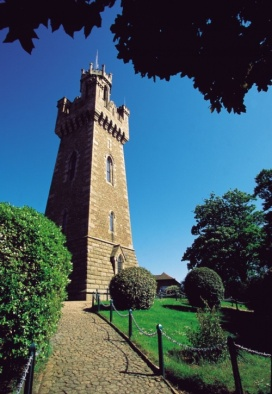 Victoria Tower - Please credit Visit Guernsey