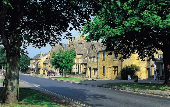 Broadway in The Cotswolds