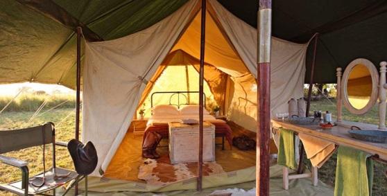 Safari mobile camping (aardvark Safaris)