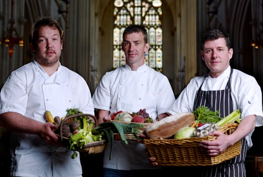 Bath Abbey Chefs