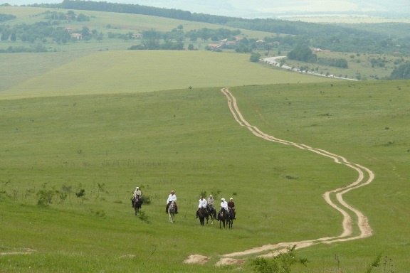 Horse riding holiday in Bulgaria with In The Saddle