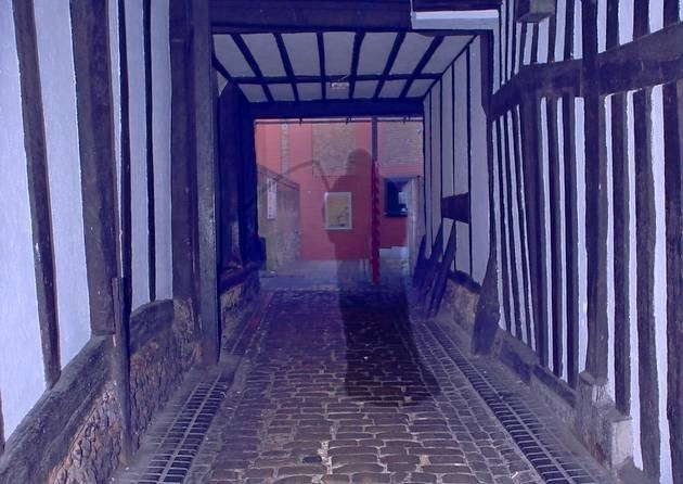 Ghosts in St Albans