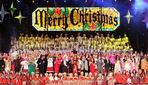 Carols in the Domain, Sydney