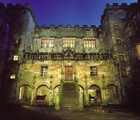Chillingham Castle.