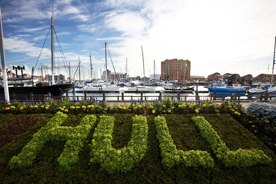 Hull harbour