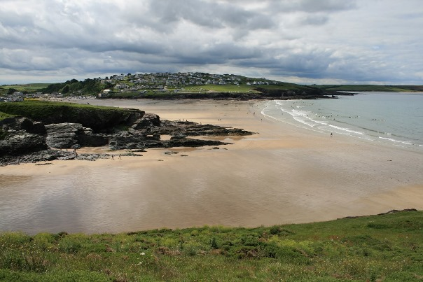 Polzeath Beach, Cornwall