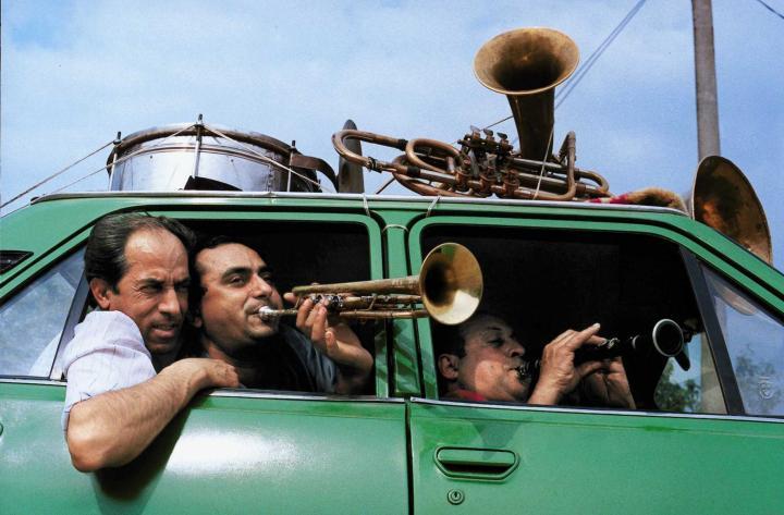Musical gypsies