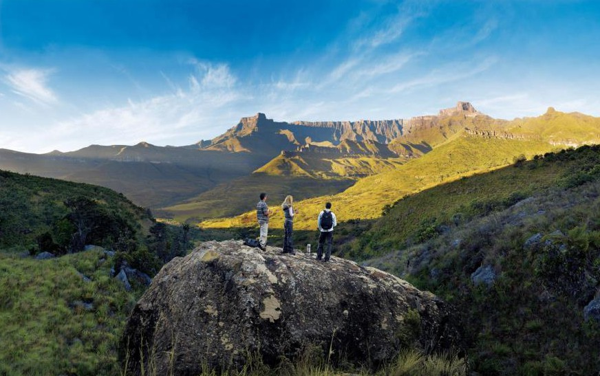 Drakensberg, KwaZulu Natal, SA