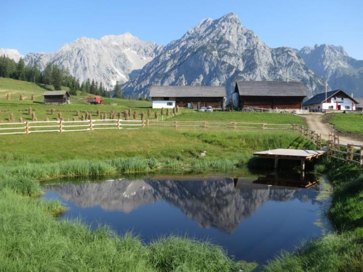 Karwendal Nature Park, Austrian Tirol