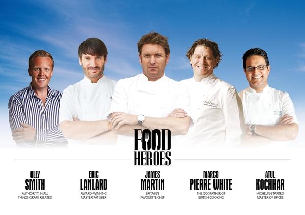 PO Cruises Cookery Club