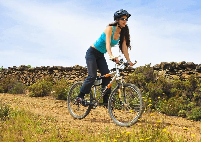 Cycling in the Algarve