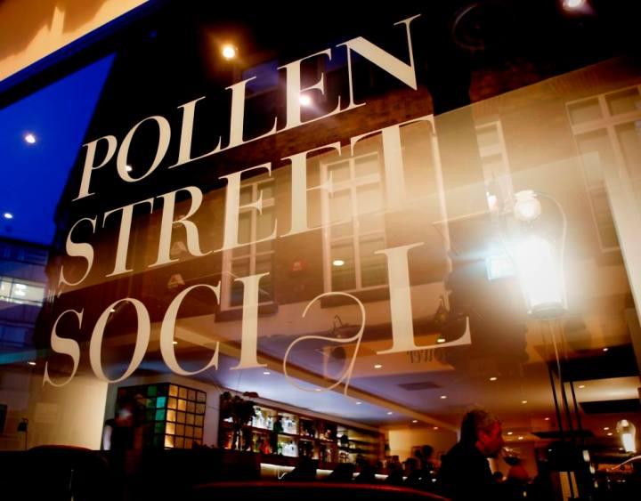 Pollen Street Social London