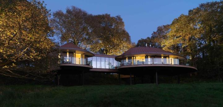 The Treehouses at Chewton Glen hotel