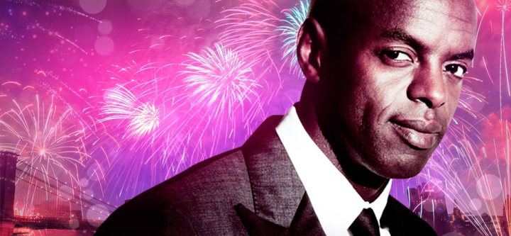 Trevor Nelson New Year's Eve party at The O2