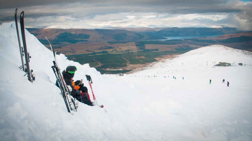 The Nevis range, Scotland