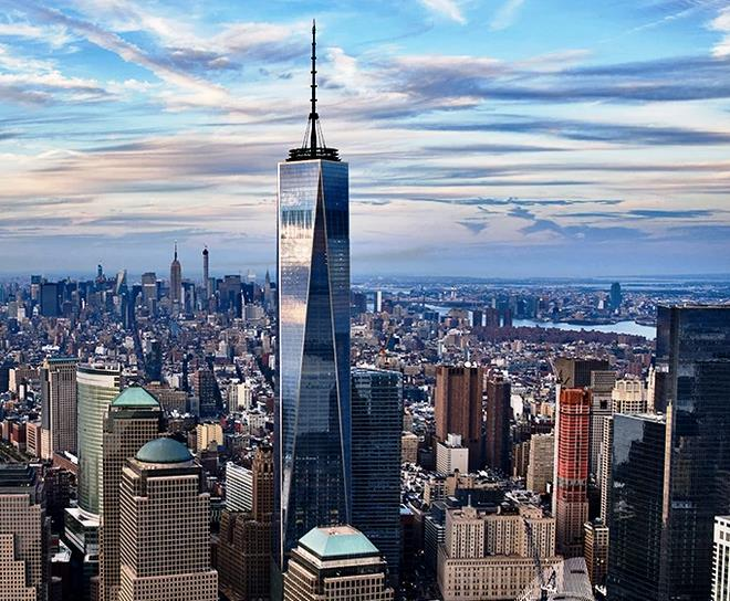 Observatory at new york s one world trade center to open - Architekt one world trade center ...