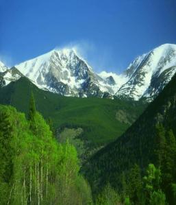 Rocky Mountain National Park, Colorado USA