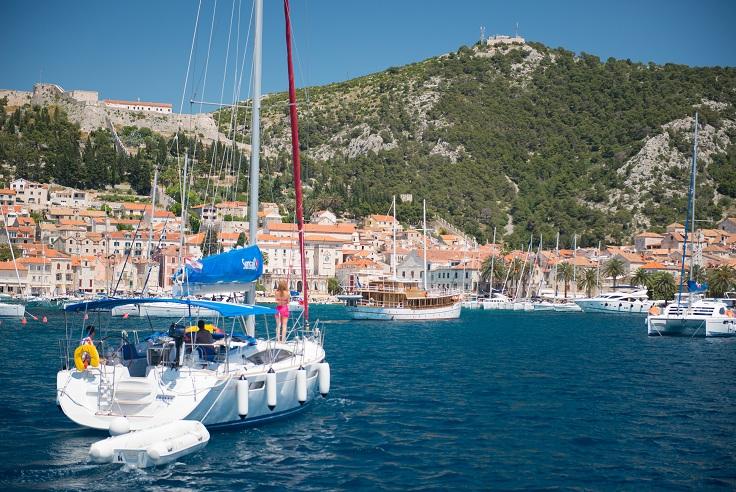 Sunsail yacht