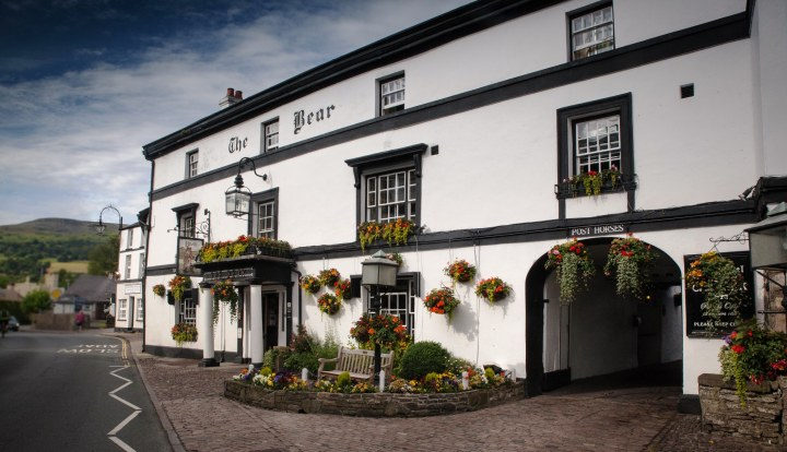 The Bear External c Great Inns of Britain