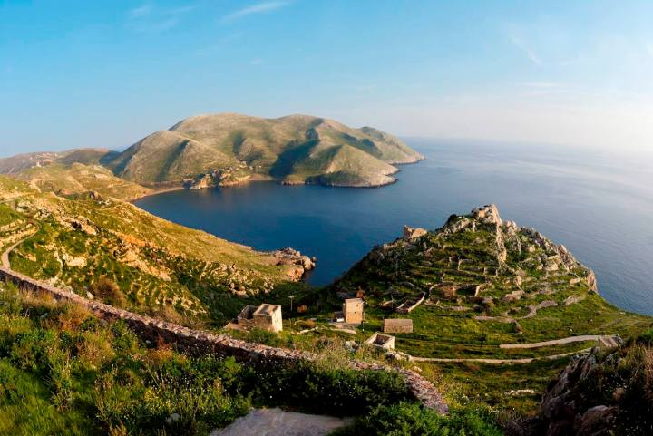 Mani, Greece - The Region of the Peloponnese