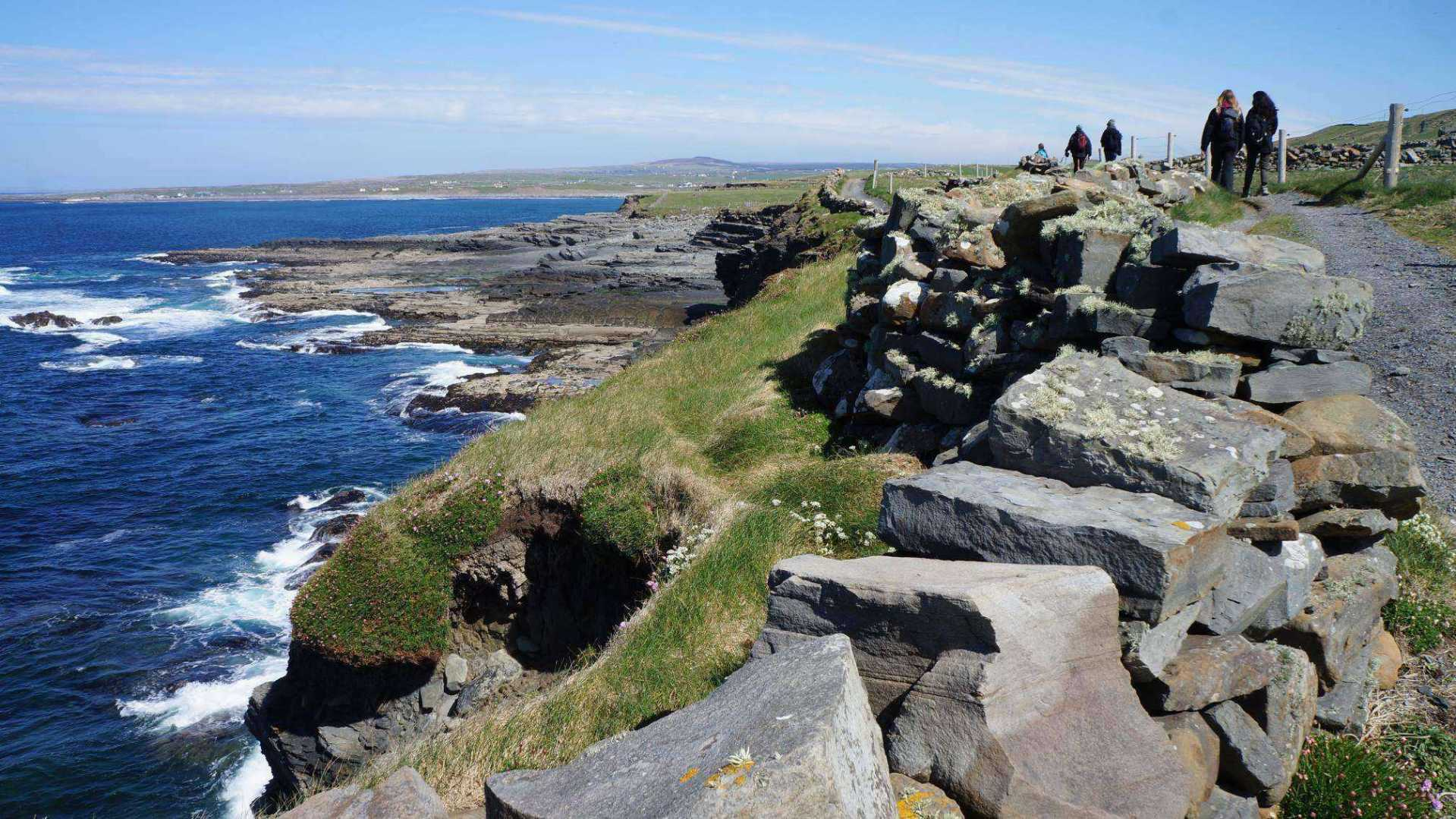 Burren Way, Wild Atlantic Way, Ireland
