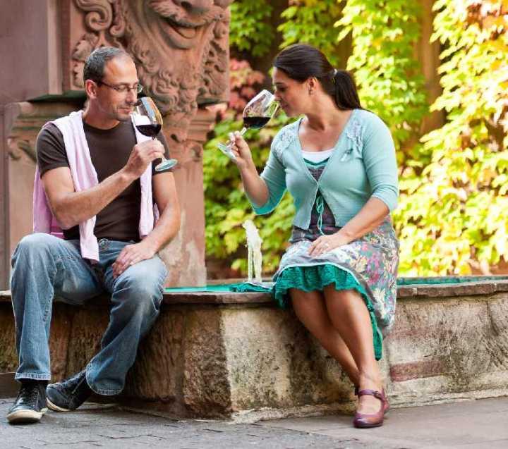 Enjoy wine and culture in Rheinhessen