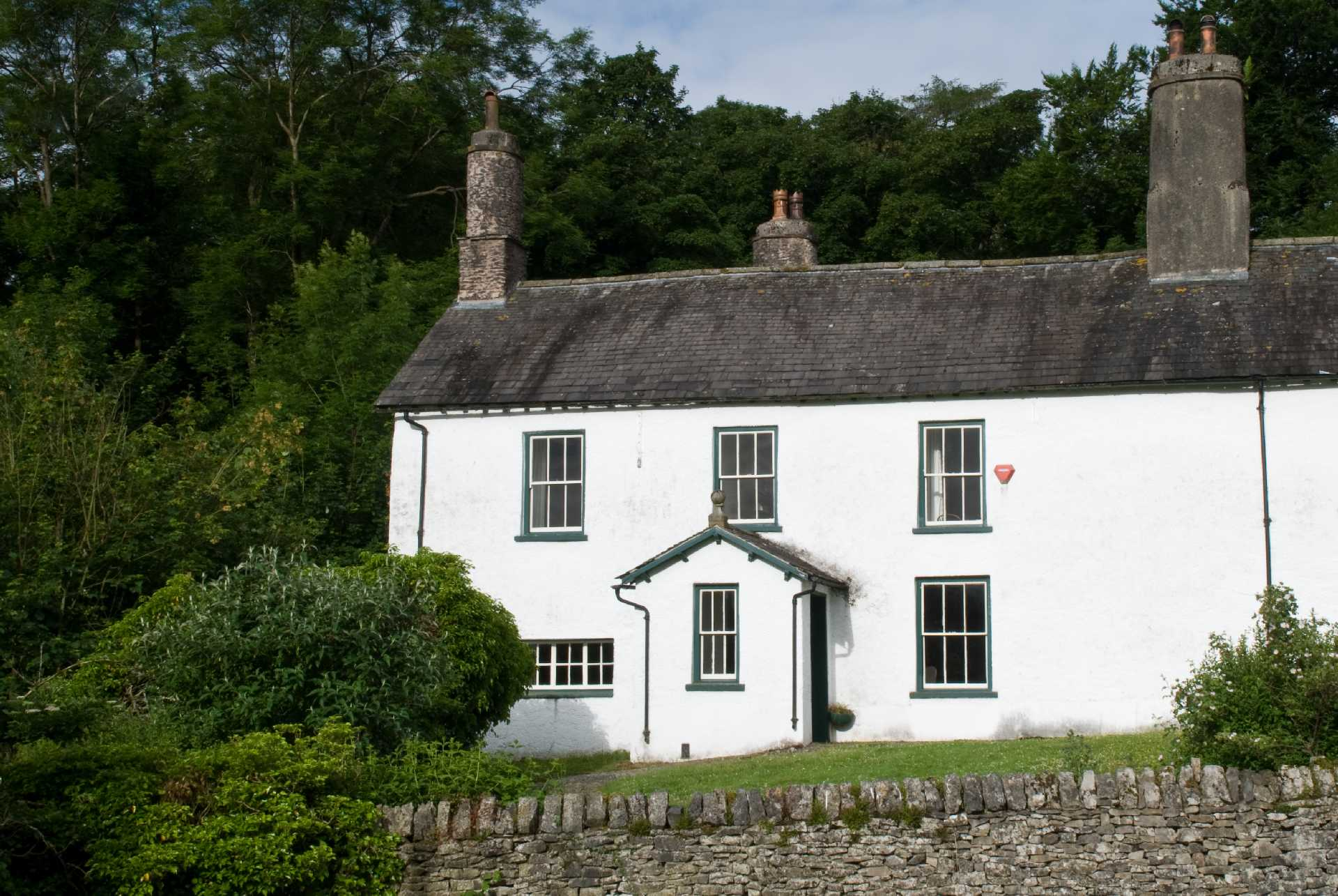 Holeslack Farmhouse, Cumbria