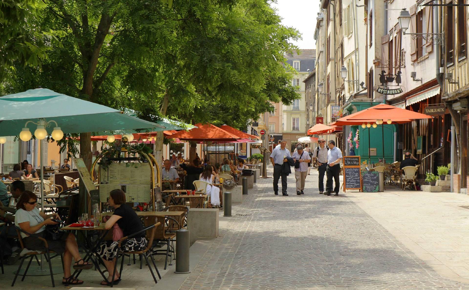 Place du Marche au Pain, France