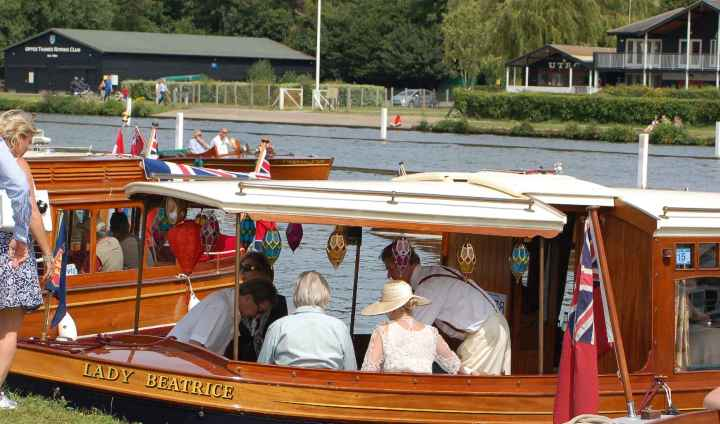 Thames Traditional Boat Rally, Henley-on-Thames