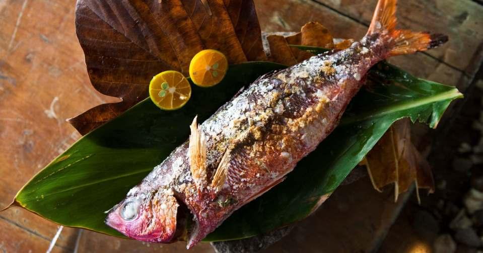 Taiwanese fish dish