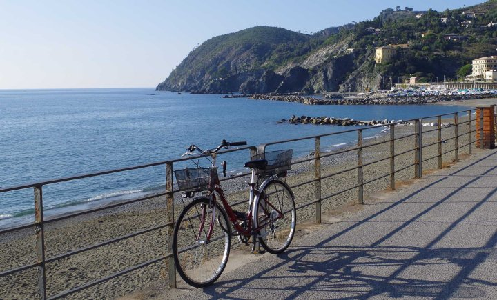 Levanto, Liguria in Italy
